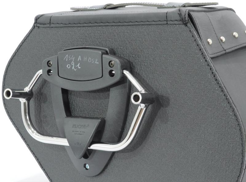 Quick Release Saddlebag Mounting Brackets Suzuki